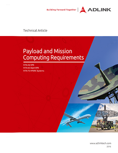 Payload and Mission Computing Requirements