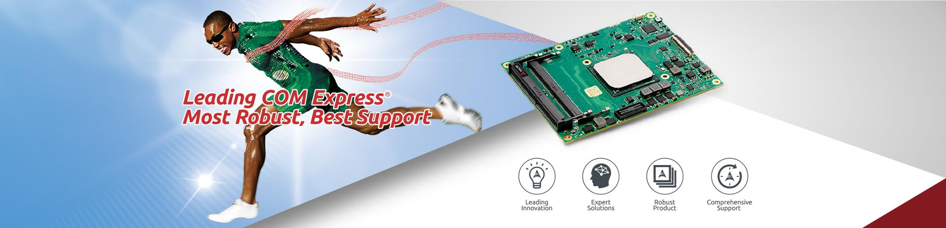 Experience Leading Computer-on-Module Solutions from ADLINK<br />
