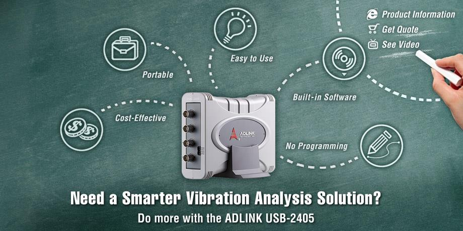 Smart Portable Vibration Analysis<br />
