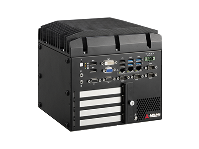 MVP-6010/6020 Series, ADLINK industrial fanless pcs