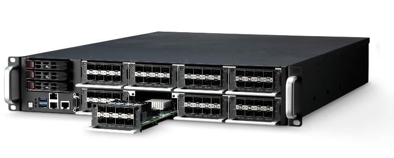 CSA-7200<br />2U 19'' Network Appliance with Intel® Xeon® Processor E5-2600 v3/v4 Family
